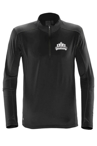WILC Pulse 1/4 Zip Top