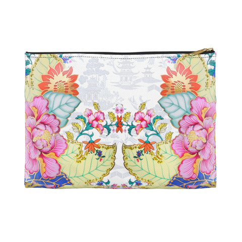 Tobacco Leaf China Makeup/Pencil Bag
