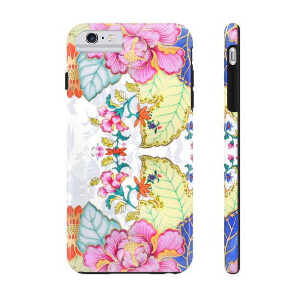Tobacco Leaf China Floral Case Mate Tough Phone Cases