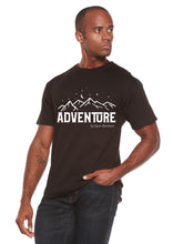 Load image into Gallery viewer, Adventure Printed Men's Bamboo Viscose/Organic Cotton Short Sleeve T-Shirt