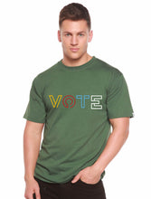 Load image into Gallery viewer, Vote Graphic Men's Bamboo Viscose/Organic Cotton Short Sleeve T-Shirt