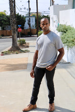 Load image into Gallery viewer, Men's Bamboo Viscose/Organic Cotton Pocket T-Shirt