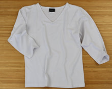 Load image into Gallery viewer, Clearance Women's Bamboo Viscose/Cotton V-Necks 3/4 Sleeve T-Shirt