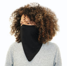 Load image into Gallery viewer, Spun Bamboo X-Large Unisex Multi-Purpose 2-Ply Reversible Neck Gaiter - Breathable, Silky Soft, Ultra Comfortable
