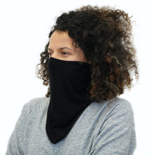 Load image into Gallery viewer, Spun Bamboo Unisex Multi-Purpose 2-Ply 2-Sided Neck Gaiter - Breathable, Silky Soft, Ultra Comfortable