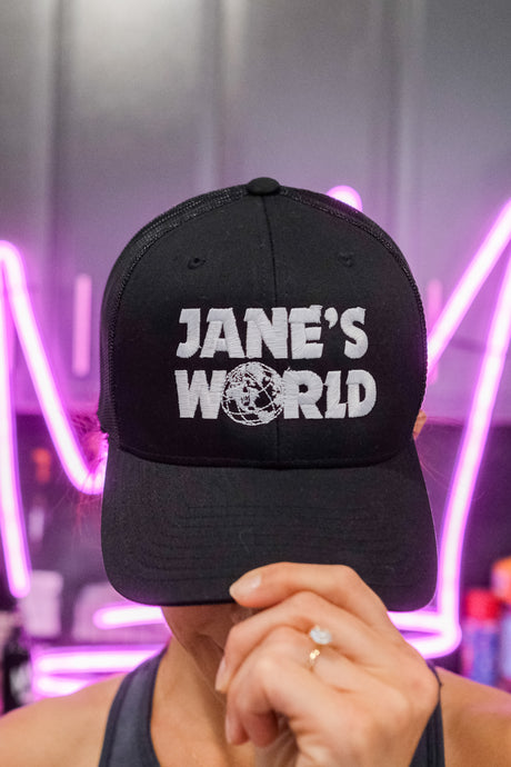 Jane's World Hat