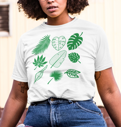 Plant Lady T shirt by Tea Please