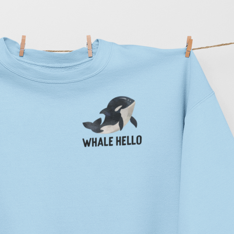 Whale Jumper
