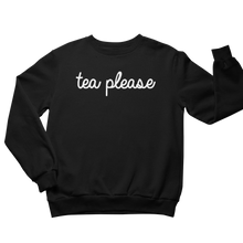Load image into Gallery viewer, Black Tea Please Jumper UK