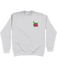 Load image into Gallery viewer, Bookworm Embroidered Jumper
