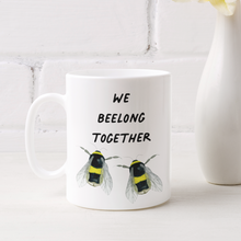 Load image into Gallery viewer, We beelong together Mug