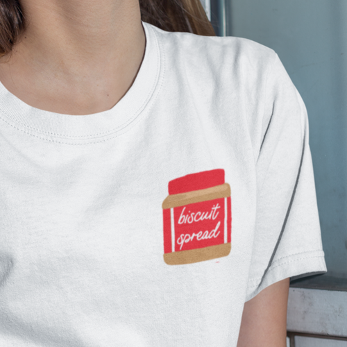 Biscuit Spread T-shirt