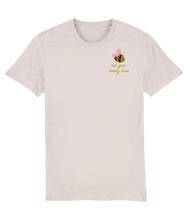 Load image into Gallery viewer, Not your Honey, Hun Embroidered T-shirt