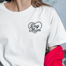 Load image into Gallery viewer, Dog Mum T-shirt