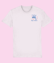 Load image into Gallery viewer, Flippin Fantastic Dolphin Embroidered T-shirt