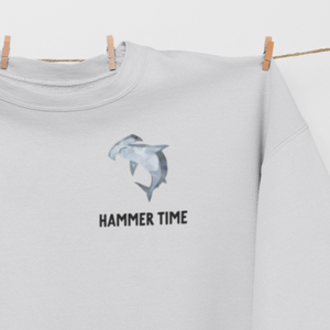 Hammerhead Shark Jumper UK