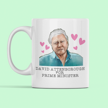 Load image into Gallery viewer, David Attenborough Mug