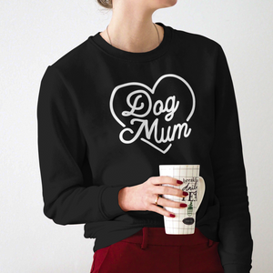 DOG MUM JUMPER UK Tea Please