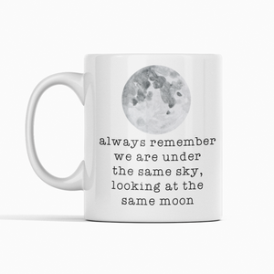 Miss you Moon mug