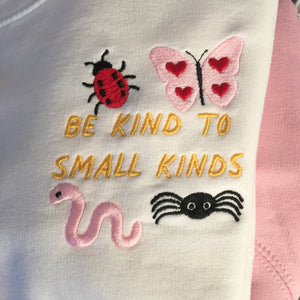 Be kind to small kinds jumper