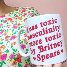 Load image into Gallery viewer, Britney Spears Toxic mug