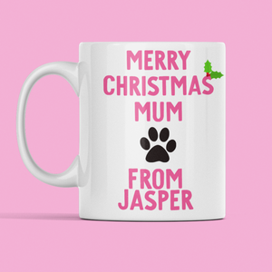 From the Dog Mug