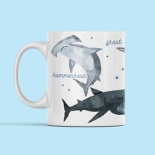 Load image into Gallery viewer, Hammerhead Shark Mug