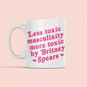 Toxic by Britney Spears Mug
