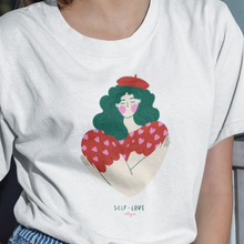 Load image into Gallery viewer, Self love t-shirt