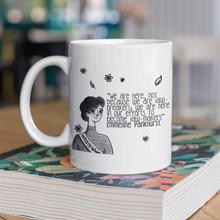 Load image into Gallery viewer, Emmeline Pankhurst mug