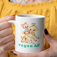 Load image into Gallery viewer, Vegan AF mug