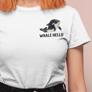 Whale Hello T-shirt UK
