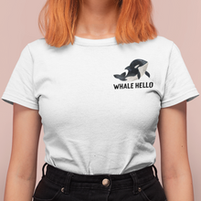 Load image into Gallery viewer, Whale Orca T-shirt