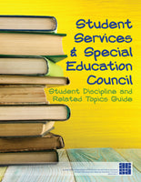 Student Services & Special Education Council Handbook and Discipline Guide USB