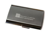 Business Card Case, Steel
