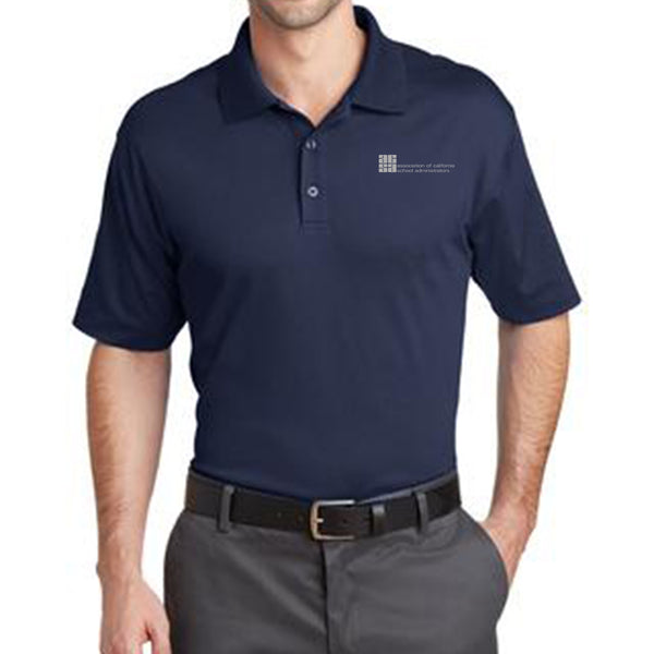 Rapid Dry(TM) Mesh Polo Shirt, Navy