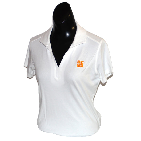Women's Rapid Dry(TM) Mesh Polo, White