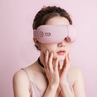 Relieving Eye Massager with Air Compression Vibration