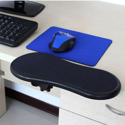 Attachable Computer Desk Armrest For Supporting Mouse Pads