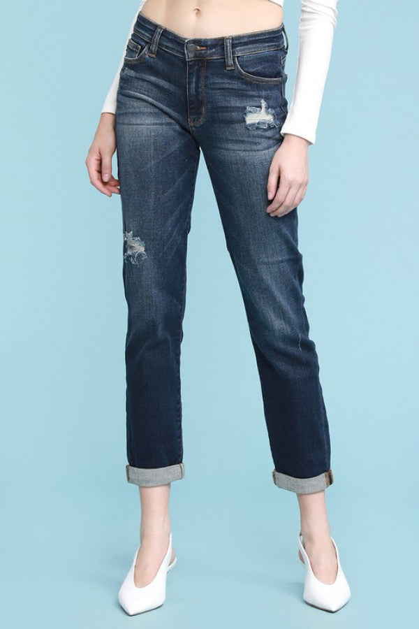 Judy blue jeans-distressed