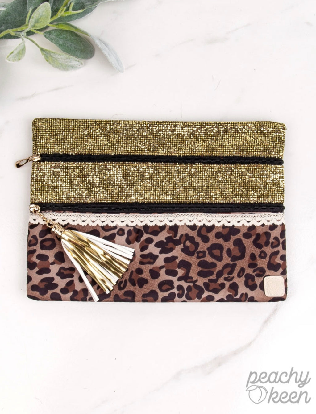 Versi Bag - leopard