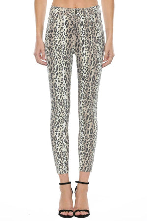 Leopard Cello Jeans