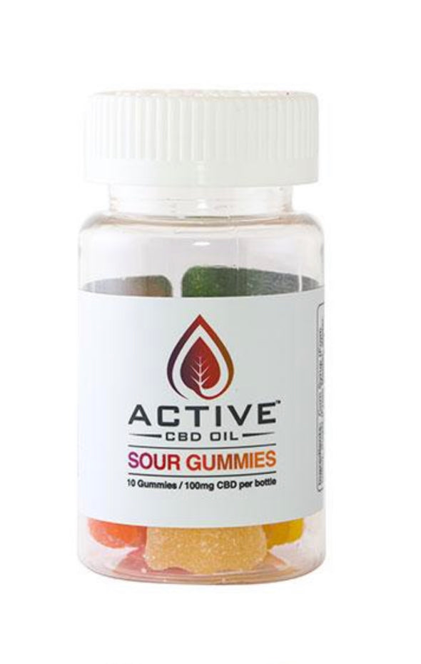Active CBD Oil Gummies