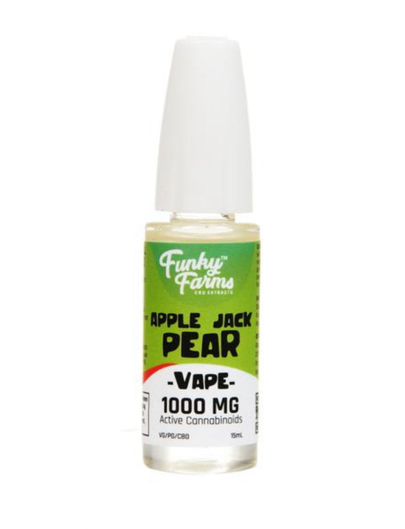 Apple Jack Pear Vape Juice
