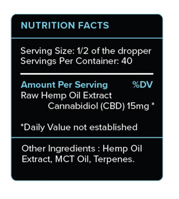 Natural CBD Oil
