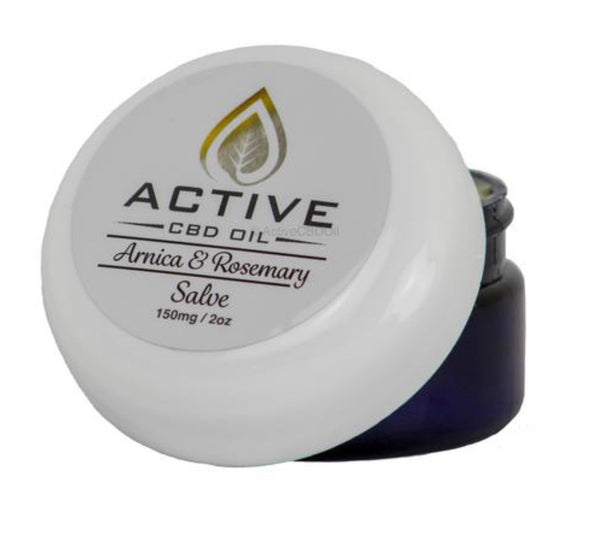 Active CBD Oil Super Strength Salve