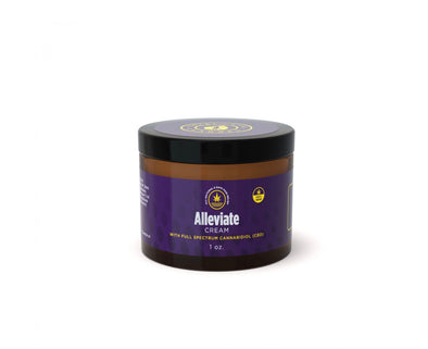 Alleviate CBD Cream