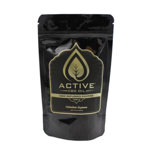Active CBD Oil - CBD Infused Coffee