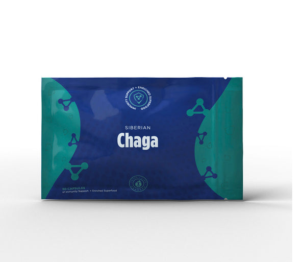 Chaga - Immune Boosting Superfood