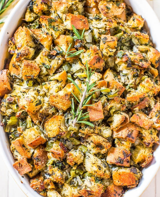 Rosemary Walnut Stuffing